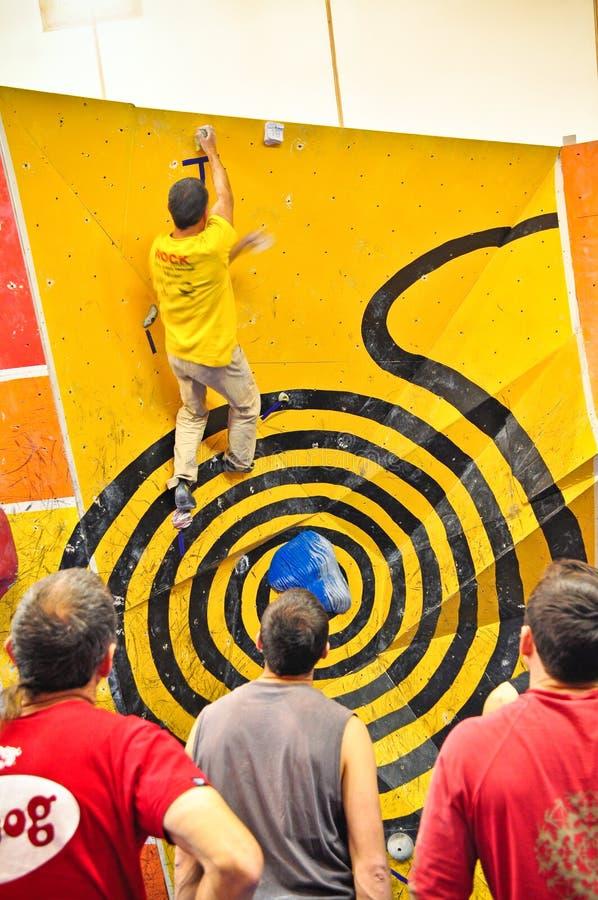 Download Torino Climbing Challenge 2012 Editorial Image - Image: 23049750