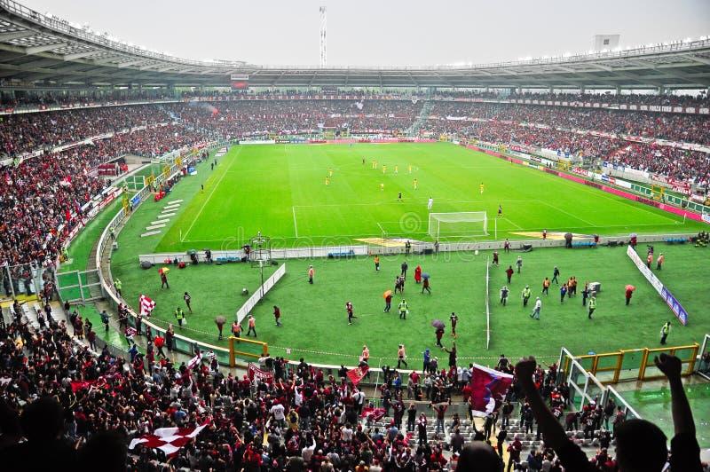 Torino FC contro Modena FC immagine stock libera da diritti