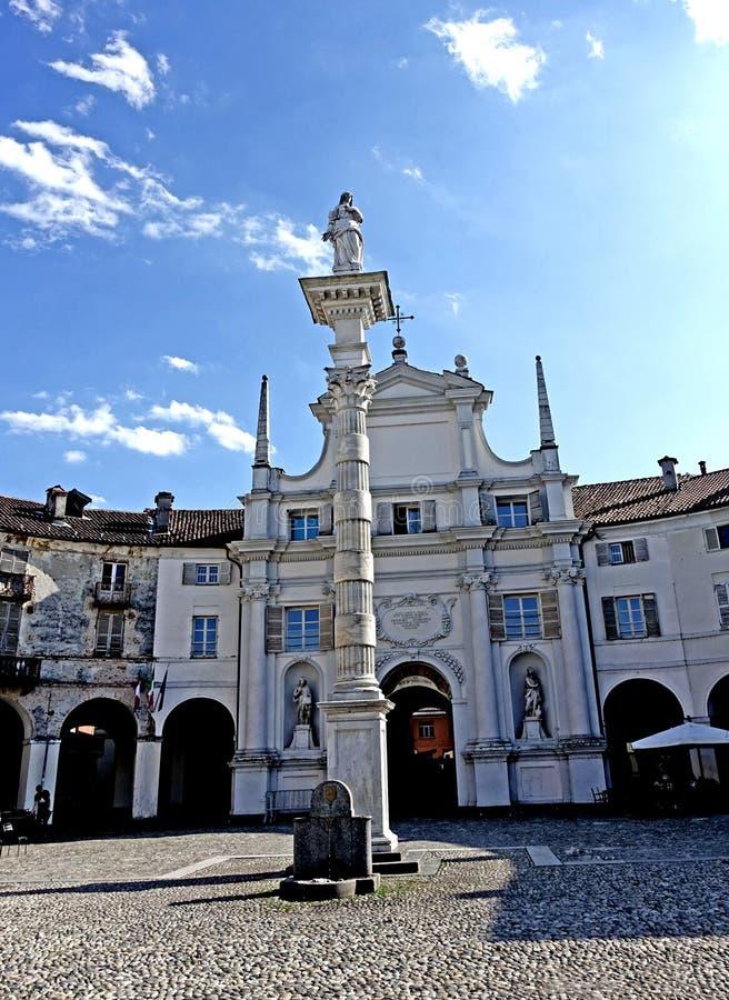 Torino il palazzo reale di Venaria Reale immagine stock