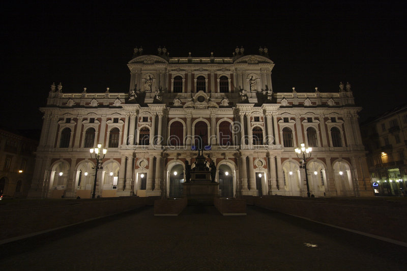 Download Torino townhall stock photo. Image of building, photo - 4287980