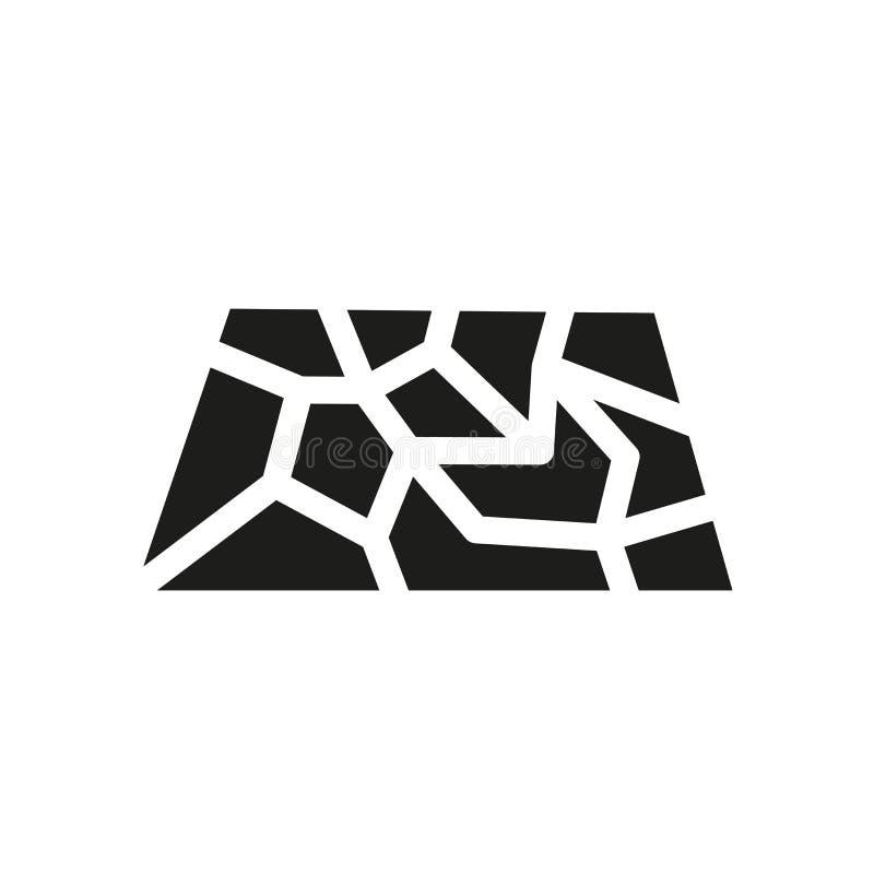 Torkasymbol  royaltyfri illustrationer