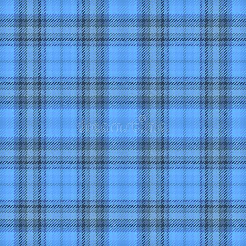 Torkduk f?r tartan f?r tygpl?d skotsk Rutig bakgrund vektor illustrationer