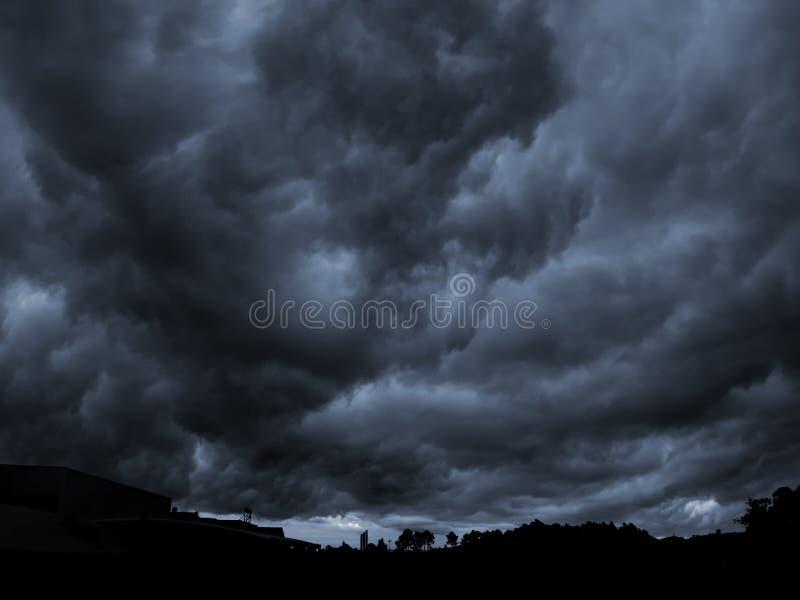tormenta foto de archivo libre de regalías