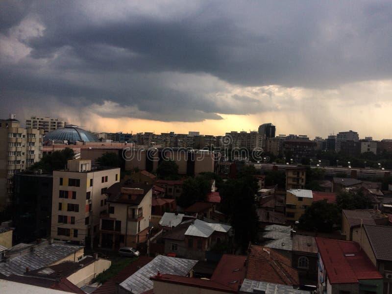 tormentas fotografía de archivo
