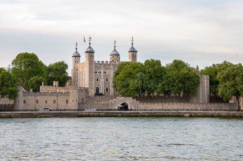 Torn av London royaltyfria foton