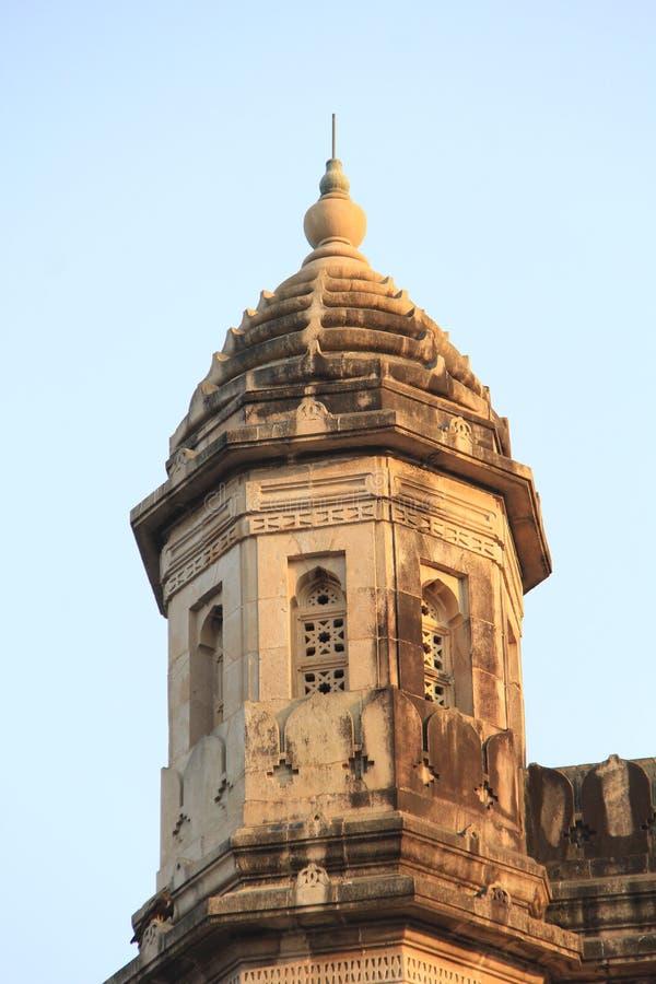 Torn av nyckeln av Indien arkivfoto