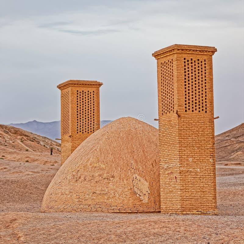 Torn av tystnadsikten arkivfoton