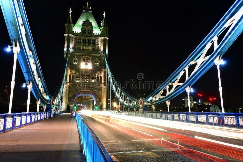 torn bridge1 royaltyfria foton
