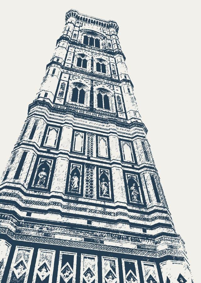torn för klockaflorence giotto
