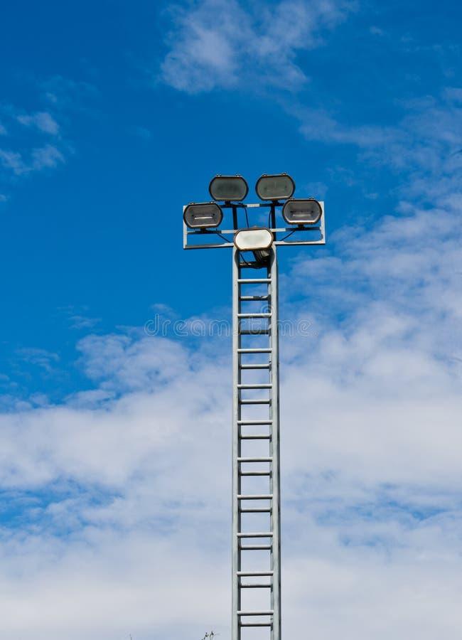 torn för ljus fläck för flod royaltyfri fotografi