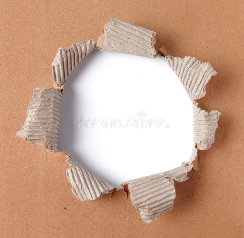 Download Torn paper stock image. Image of cardboard, background - 19121475