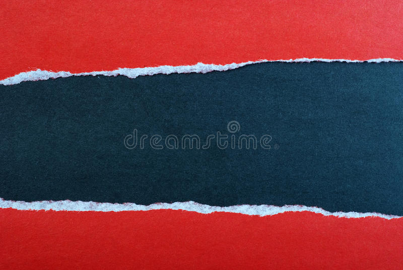 Torn paper royalty free stock photography