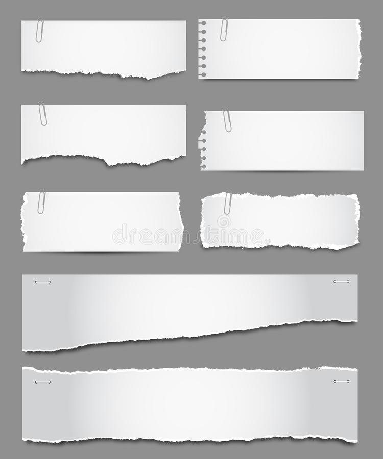 Free Torn Paper Stock Photos - 29710773
