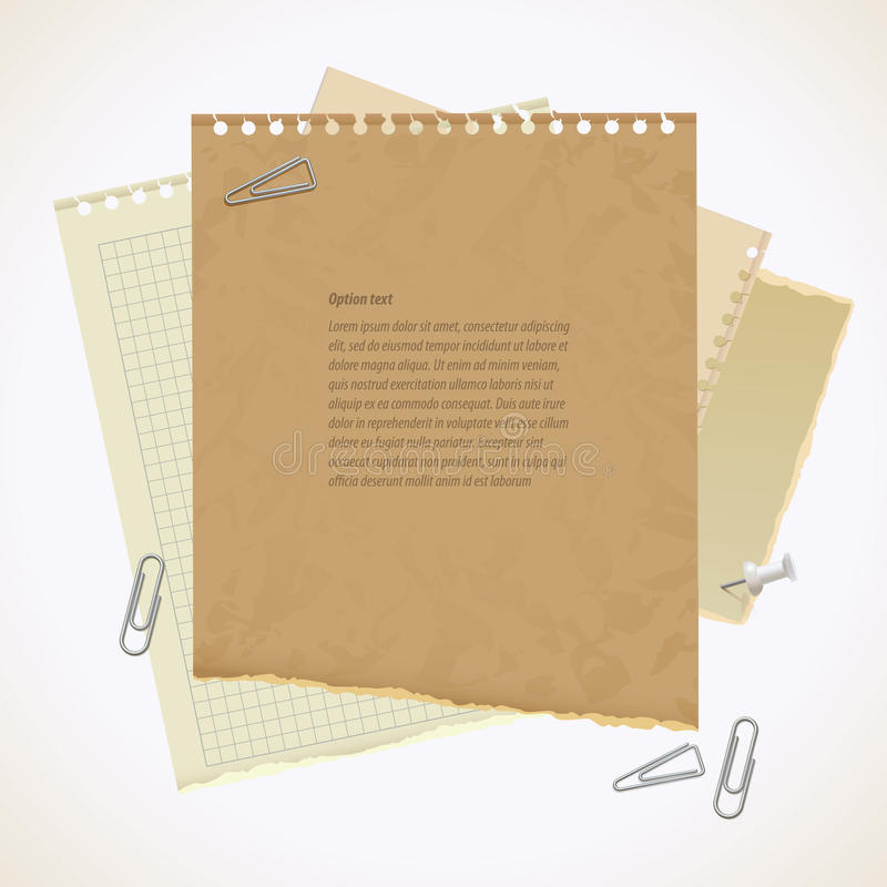 Free Torn Paper Stock Photo - 48378230