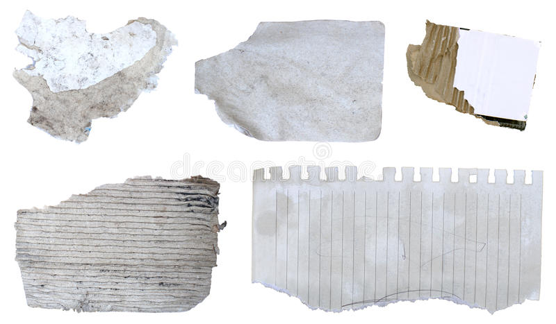 Torn Paper 2 royalty free stock photo