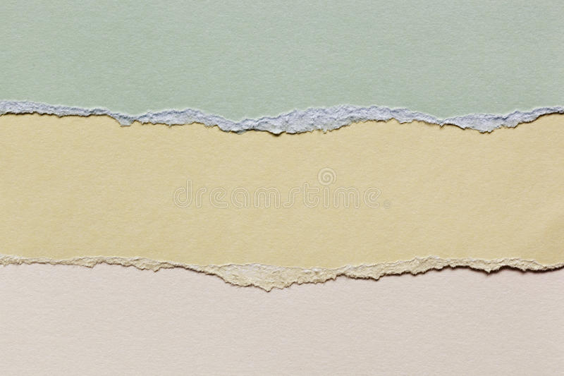 Download Torn Paper With Space For Text Stock Image - Image: 34407387