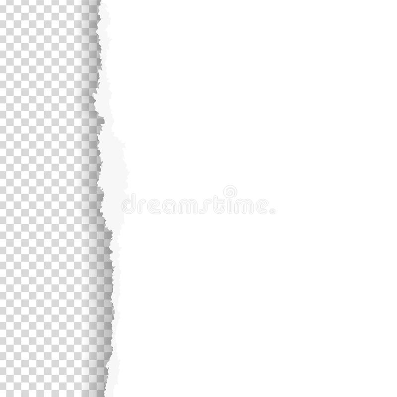 Free Torn Paper With Ripped Edge Royalty Free Stock Photos - 98850678