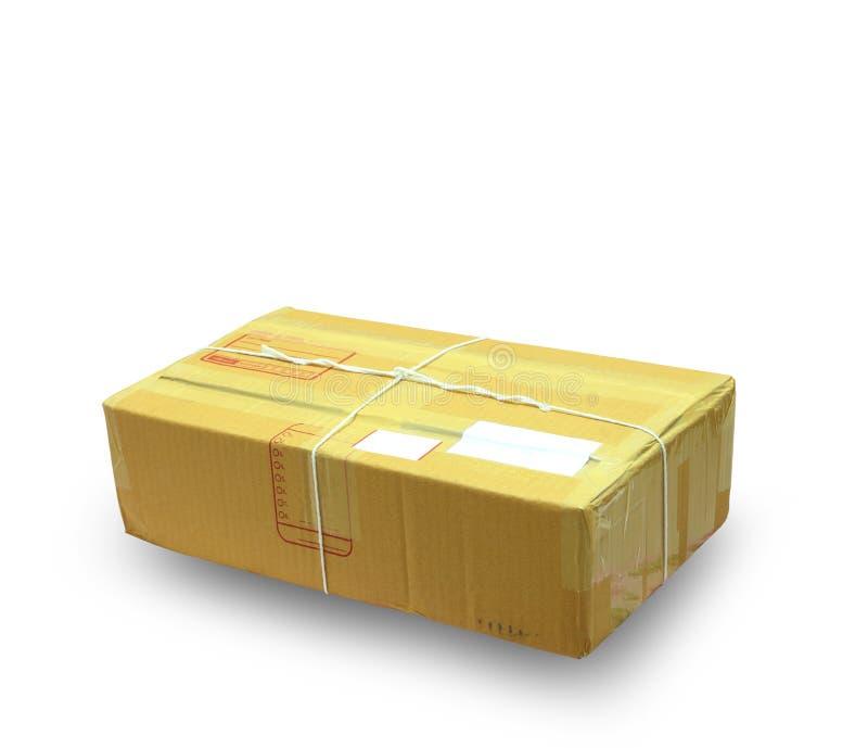Torn rip paper box stock photos
