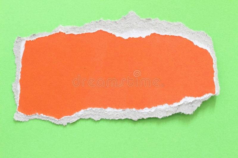 Torn rip paper. Pieces of torn rip paper texture background, with space for text stock images