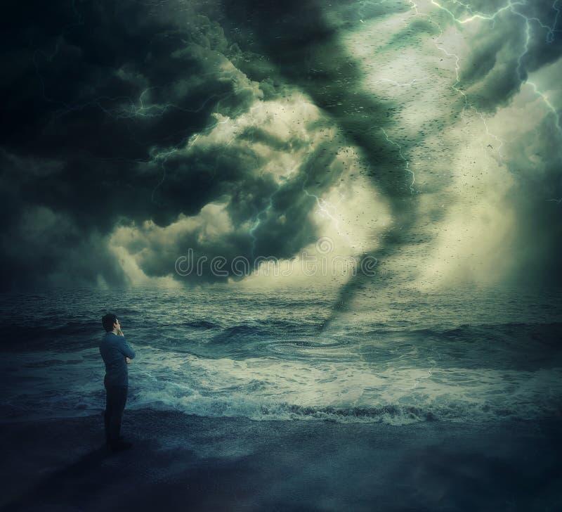 tornado lizenzfreies stockbild