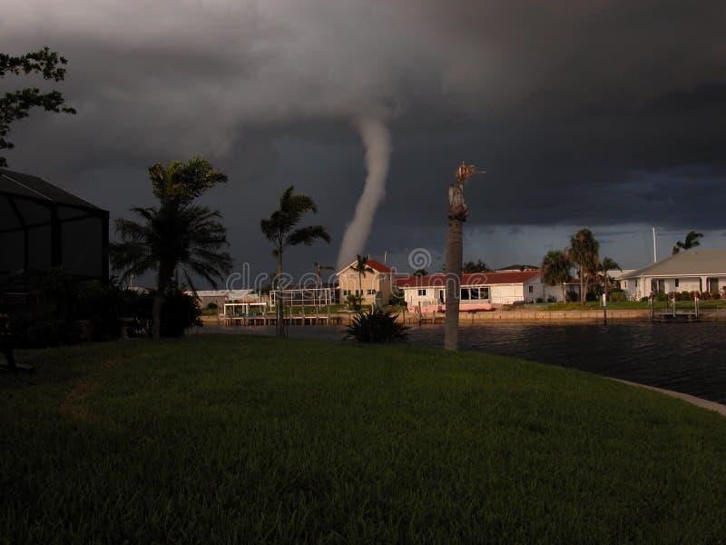Tornado royalty-vrije stock foto's