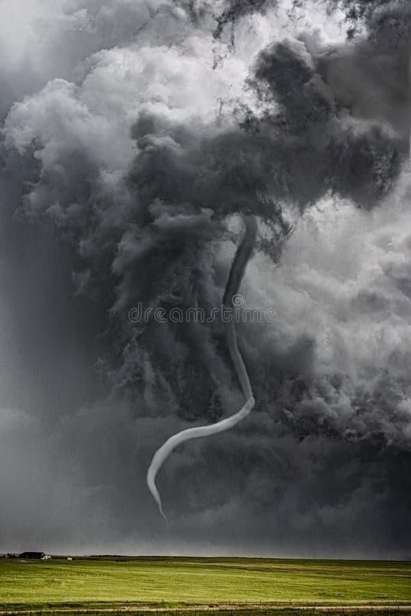 tornado lizenzfreies stockfoto