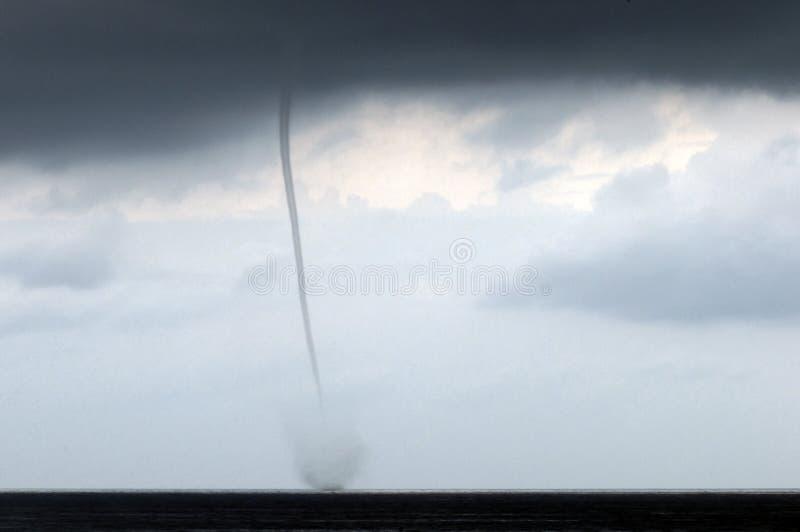 Tornado wiatr zdjęcie royalty free