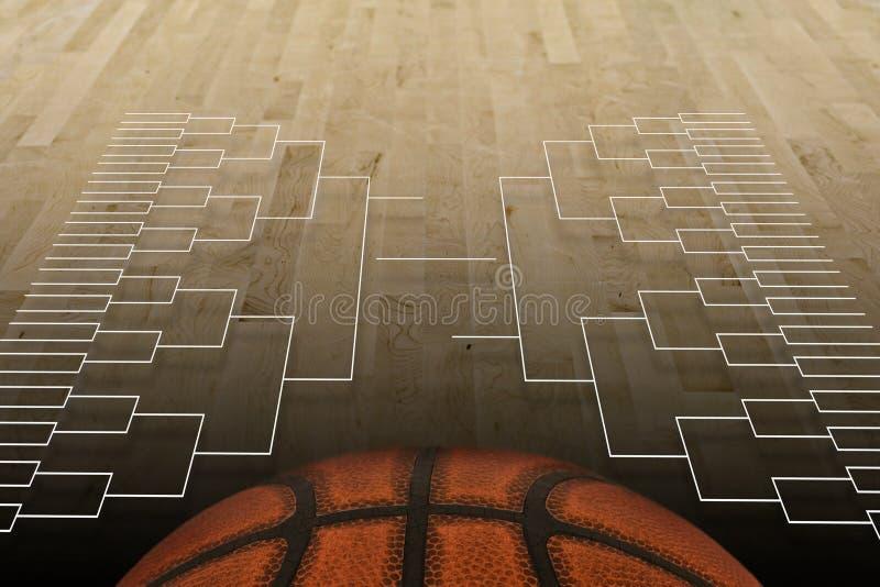Torneo di pallacanestro fotografie stock libere da diritti