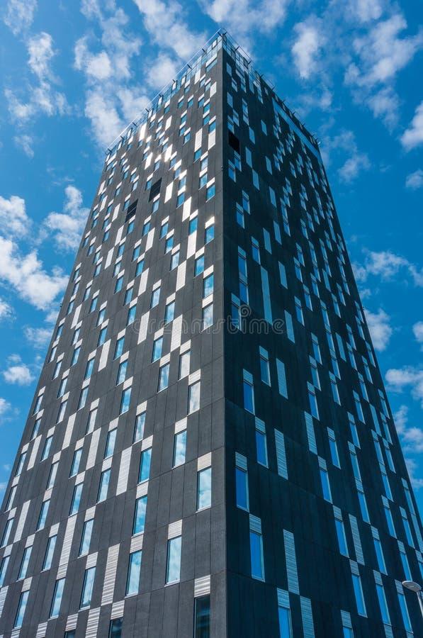 Torni hotell, Tammerfors, Finland royaltyfri fotografi