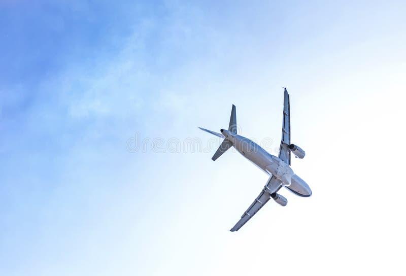 Tornitura dell'aeroplano fotografia stock libera da diritti