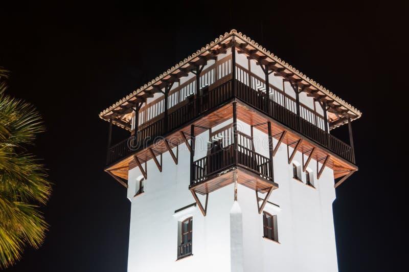 Tornportportaler, Mallorca royaltyfri bild
