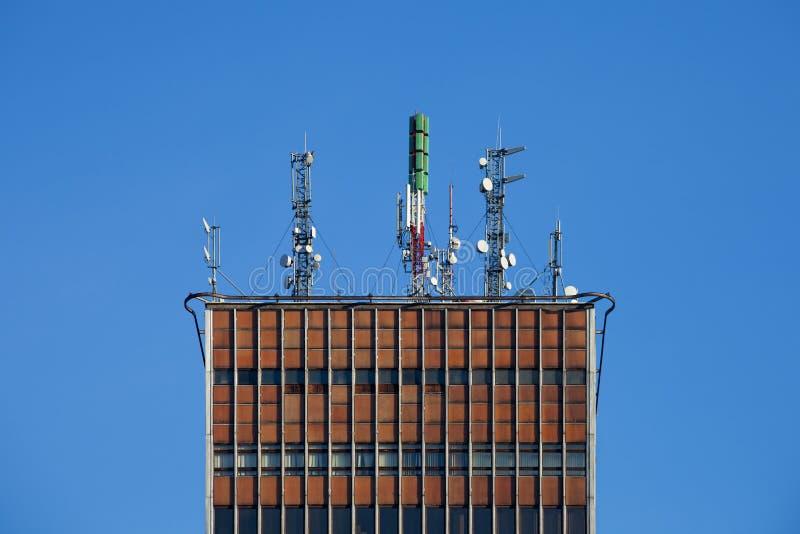 tornsändare fotografering för bildbyråer