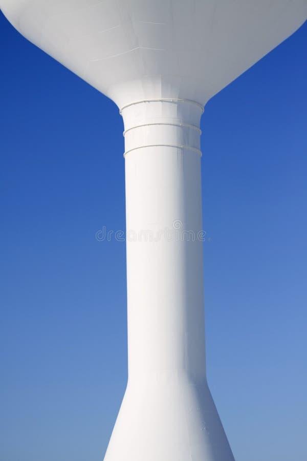 tornvattenwhite royaltyfria bilder
