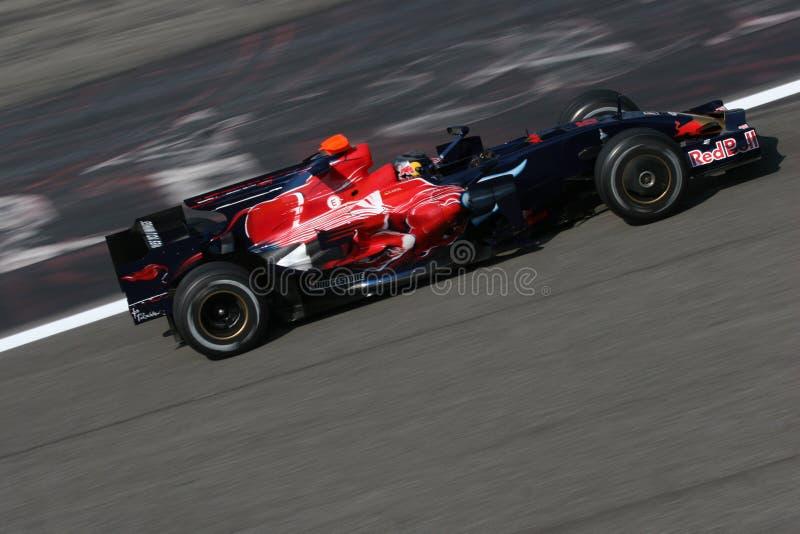 Toro Rosso f1 stockfotografie