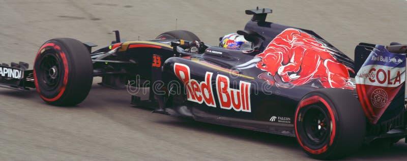 Toro Rosso Ferrari STR11 Grand Prix F1 2016 royalty free stock photography