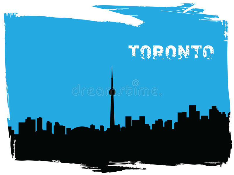 Toronto libre illustration