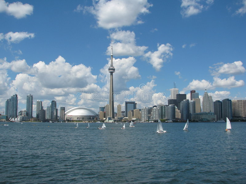 Toronto lizenzfreie stockfotografie