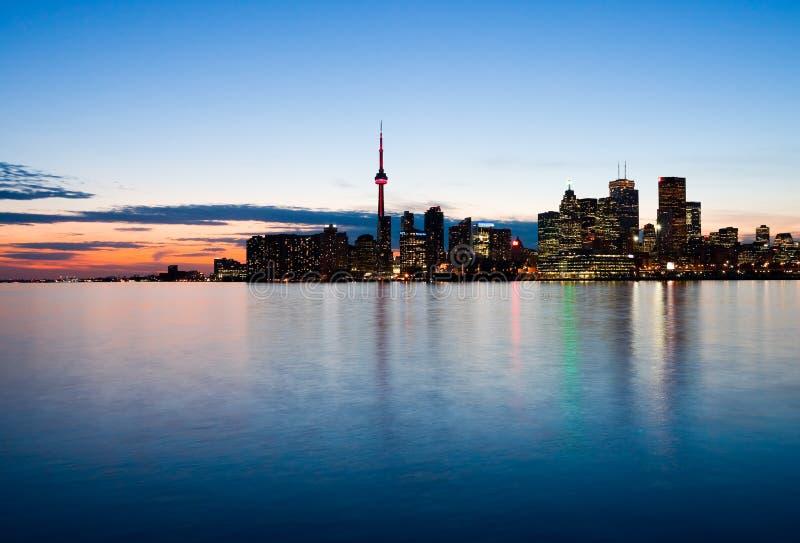 Toronto Canadá imagen de archivo libre de regalías