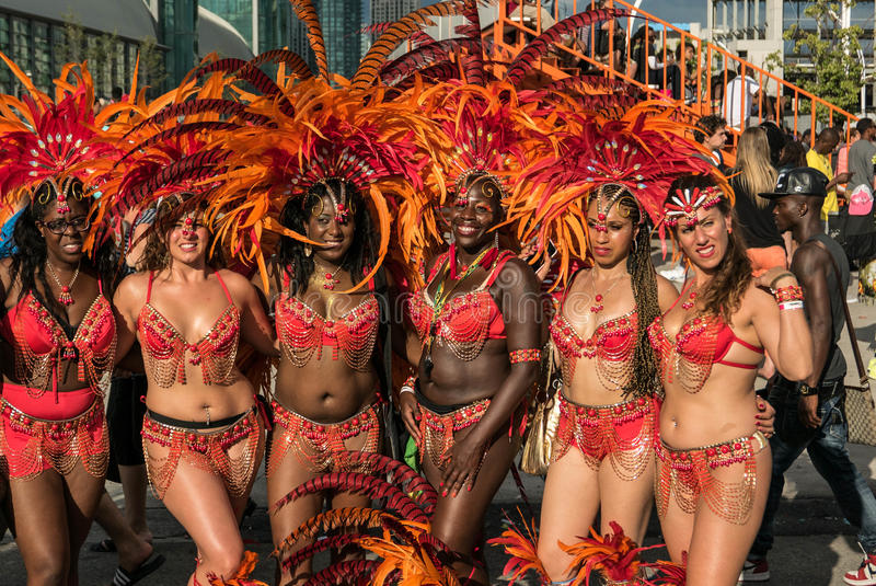 Toronto Caribbean Carnival 2015 J Editorial Photo - Image of
