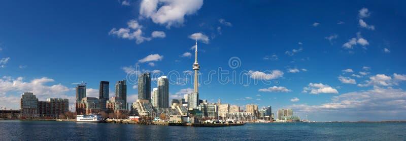 Toronto da baixa imagens de stock