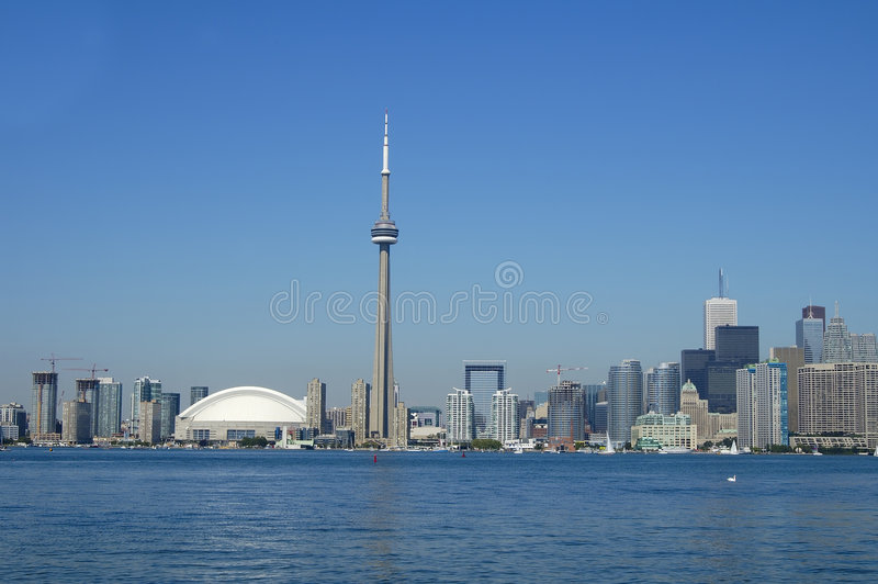 Download Toronto Daytime Coastline stock image. Image of shorelines - 101515