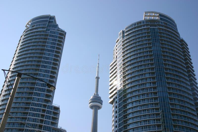 Toronto del centro fotografia stock