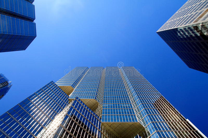 Download Toronto Financial Core Buildings Royalty Free Stock Images - Image: 25750969