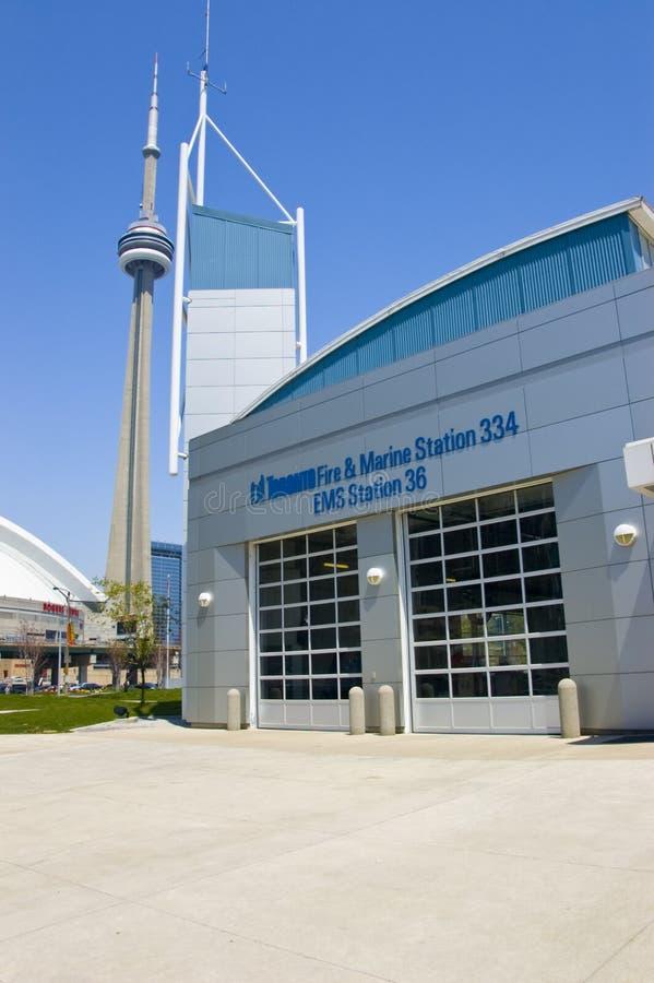 Free Toronto Fire & Marine Station Stock Photos - 5183693