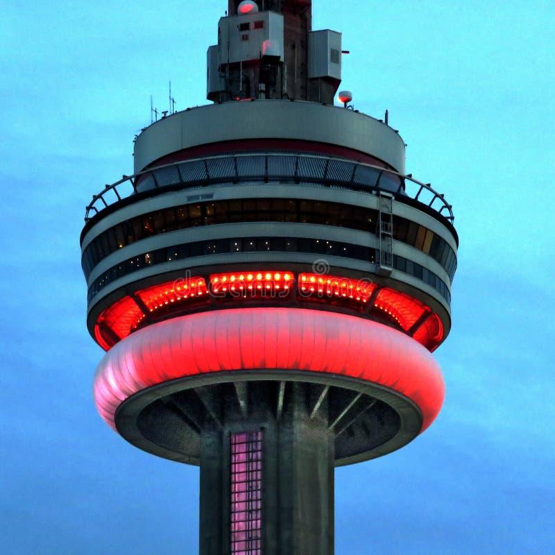 Toronto-Hauptteil des KN-Turms, der 2016 glättet lizenzfreies stockfoto