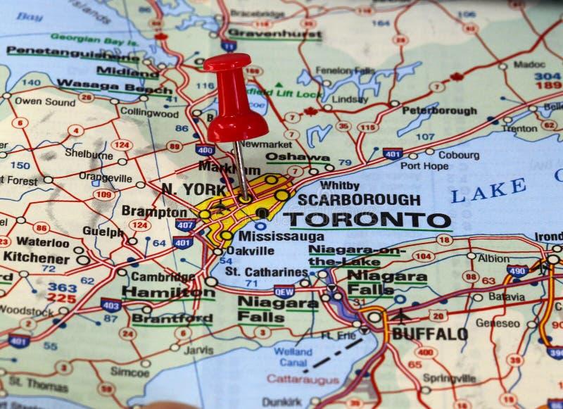 Toronto stock photo Image of push location city niagara 58880394