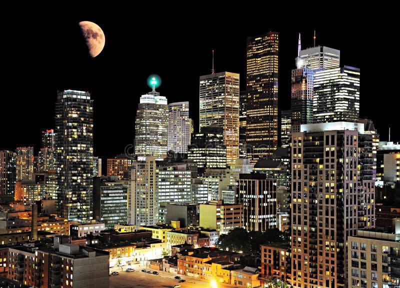 Toronto-Mitte. stockfoto