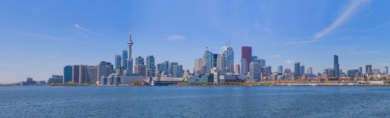 Toronto nabrzeża widok fotografia stock