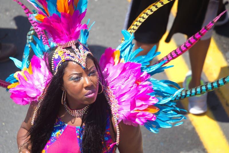 Caribana Parade editorial stock photo  Image of attractive
