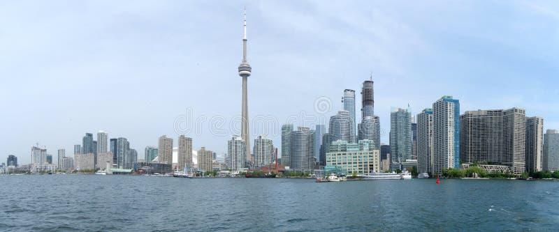 Toronto panorama zdjęcia stock
